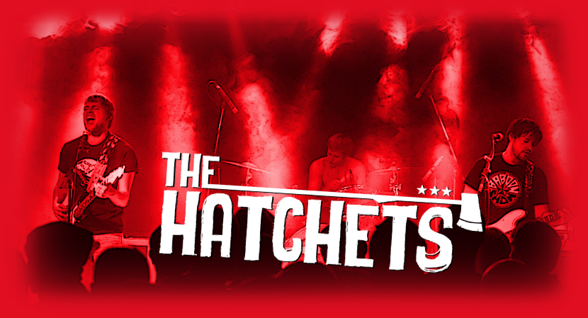 The Hatchets - High Energy Punk'n'Roll